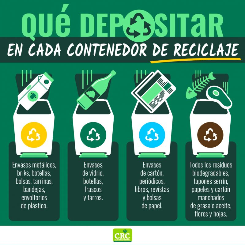 reciclar bien