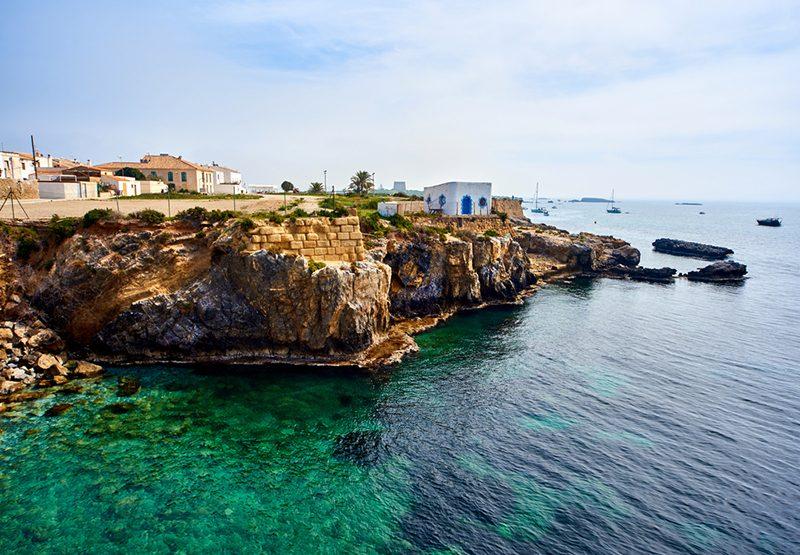 Isla de Tabarca Alicante