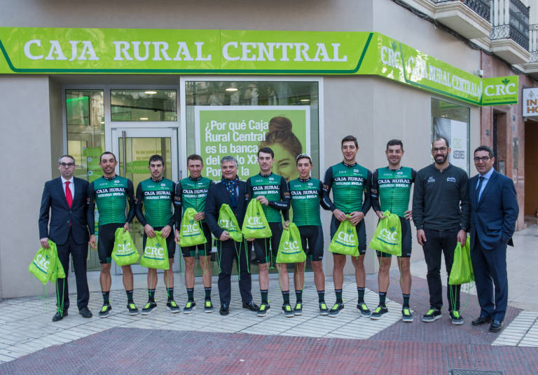 Team Caja Rural Central Seguros RGA Alicante 4